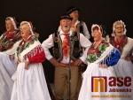 Mezinárodní folklorní festival v Eurocentru v Jablonci nad Nisou.