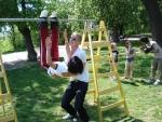 V japonské show ItteQ předvedl pár svých kouzel a poté učil, jak se žongluje vzhůru nohama.