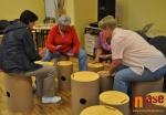 Senioři si mohou zahrát zahradní minigolf