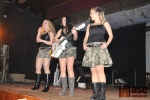 Dívčí kapela Country Sisters přivezla do Líšného Koňskou operu a řádila s duchy