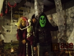 Oslavy svátku Halloween v ZŠ Mozartova v Jablonci nad Nisou.