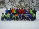 Mladí hráči Brodu porazili bývalé fotbalisty