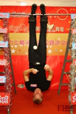 Jablonecký iluzionista byl na turné v Asii.