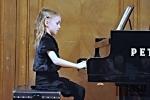 Klavirní koncert v ZUŠ
