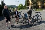 Spanilé jízdy Cyklostezkou Járy Cimrmana a slavnostní otevření Majáku Járy Cimrmana a Muzea Cimrmanovy doby