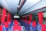 Na lince do Prahy jezdí z Jablonce nový autobus