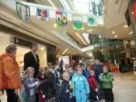 Děti vyrobily znaky měst, utvořily světový rekord