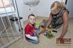 Předání daru Nadačního fondu Kapka naděje v nemocnici ve Vysokém nad Jizerou