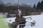 OBRAZEM: Rusové ve Smržovce dobývali Finsko