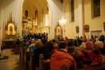 Obrazem: Koncert pěveckého sboru ZUŠ Tanvald ve Velkých Hamrech