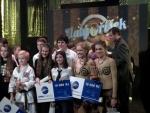 Vyhlášení celostátního kola soutěže Zlatý oříšek 2013