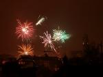 Silvestr 2013 v Jablonci nad Nisou