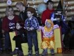 Obrazem: Dětský karneval v Lučanech