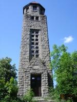 Historická rozhledna na Bramberku