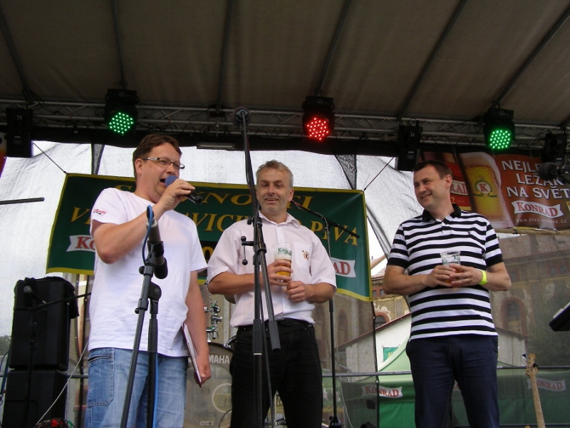 15. ročník Slavností vratislavického piva
