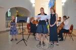 Smyčcový kvartet a křehké soprány dojaly posluchače v kostele sv. Anny