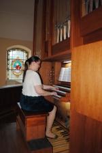 Varhanní koncert Jany Havlíčkové v kostele sv. Anny v Jablonci nad Nisou