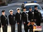 OBRAZEM: Slavnostní předání medailí nejlepším policistům III.