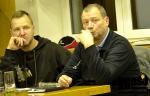 Pavel Morávek a Petr Štěpánek.