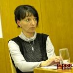 Místostarostka Ivana Halamová