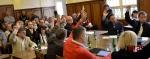 Ustavíjící jednání nových zastupitelů Tanvald.
