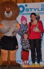 Charitativní zumba maraton 2014