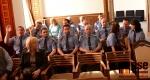 V obřadní síni jablonecké radnice proběhlo v pátek slavnostní vyhlášení nejlepších strážníků roku 2014. Zatímco loňské vyhlašování ovládly ženy, letošní ocenění patřila výhradně mužům. Strážníkem roku 2014 se stal strážník Jiří Hartman.