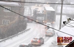 Sníh na Jablonecku 31. 3. 2015