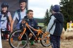 Projekt Na kole spřilbou na Královce v Jizerských horách
