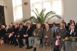 Ocenění veteránů z druhé světové války, kteří žijí na území Libereckého kraje