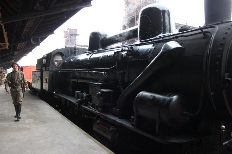 Legiovlak, replika legionářského vlaku z období let 1918-1920