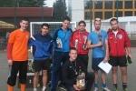 1. ročník fotbalového turnaje O Pelechovský pohár