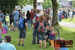 Rally Bohemia 2015 - RZ Šumburk, stanoviště Příchovice u kostela