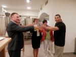 Slavnostní otevření pivovaru zásadského Pivovaru Rezek