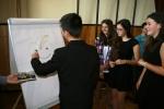 Vítání studentů 1. ročníku na jabloneckém Gymnáziu U Balvanu