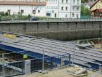 Obrazem: Jak probíhala rekonstrukce mostu v Železném Brodě