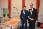 Dokončený lůžkový hospic Libereckého kraje