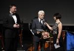 Předání cen Pro meritis na Novoročním koncertu v jabloneckém divadle