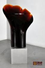 Obrazem: Železný Brod - Stříbrné sklo v Muzeu