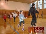 Trénování v maskách aneb atletický masopust