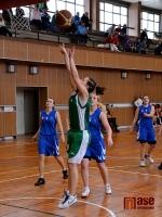 V nedělním duelu domácí Bižuterie zvítězila nad Sokolem Kladno 74:64.
