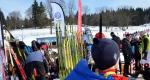 5. pohárový závod krajského svazu lyžařů v Bedřichově