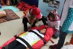 42. ročník okresního kola soutěže Hlídky mladých zdravotníků