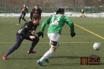 Obrazem: Fotogalerie posledního přípravného zápasu Baumitu B