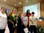 Vyhodnocení soutěže Stejná šance - Zaměstnavatel roku