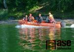 Den IZS na jablonecké přehradě 2016