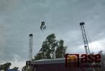 Obrazem: Jablonecký Woodstock nezastavil ani déšť
