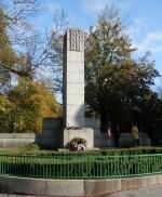 Památník Tyršovy sady