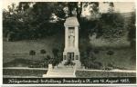 Památník 1. světové války Proseč nad Nisou