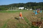 Přespolní běh u lesíka na tanvaldské výšině